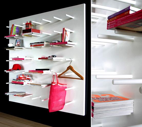 Unusual Bookcase