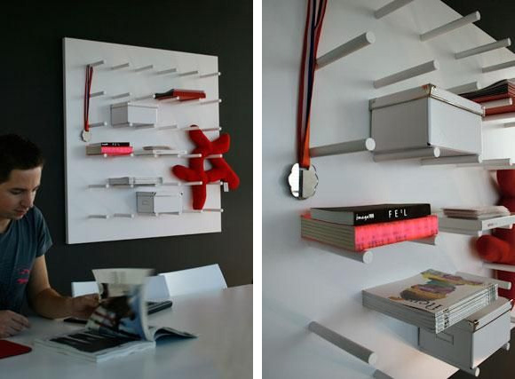 White Bookcase Inspired By Chinese Laundry Culture Kwan