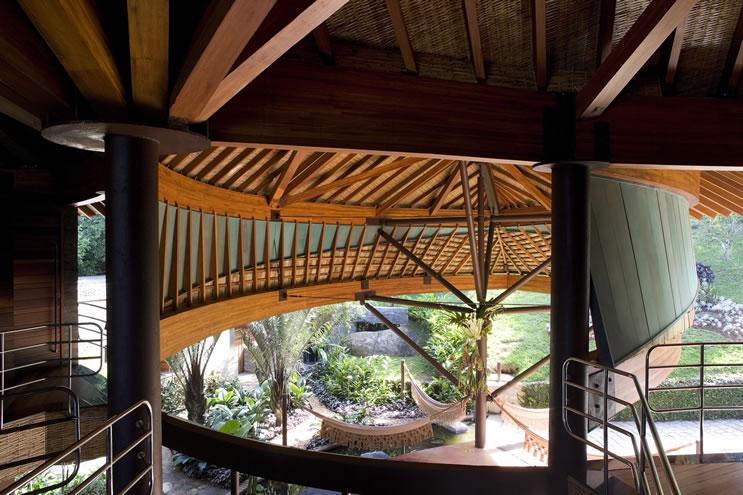 Unusual Tropical House Design