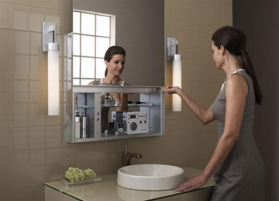 Modern Bathroom Medicine Cabinets Uplift By Robern