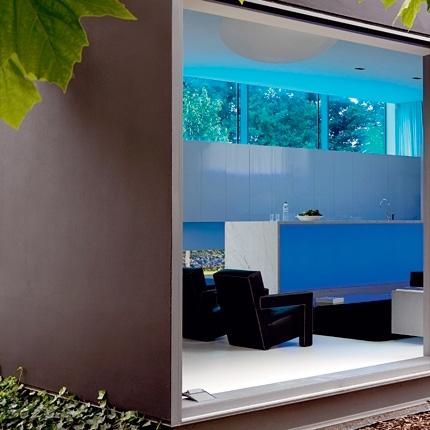 Urban Ultra Modern House Design