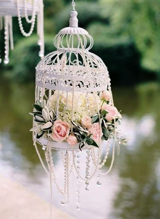 There Are Plenty Of Ways To Incorporate Bird Cages Into Wedding Decor And You Can Use