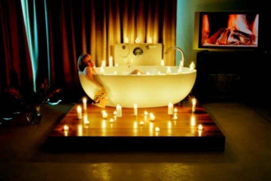 Valentines Day Bathroom Decor Ideas