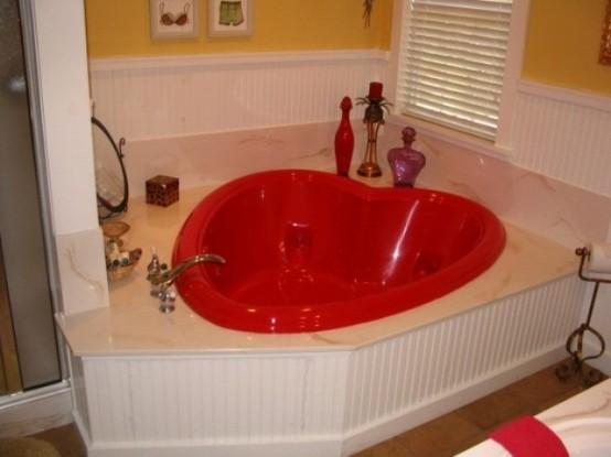 Marvelous Valentines Day Bathroom Decor Ideas