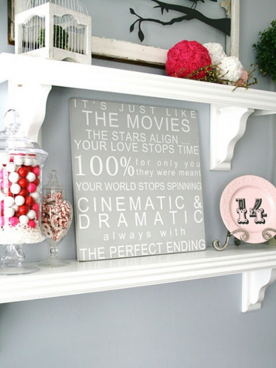 17 Cool Valentine\'s Day House Decoration Ideas - DigsDigs