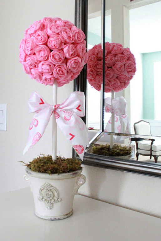 17 cool valentine 39 s day house decoration ideas digsdigs for Home decorations for valentine s day