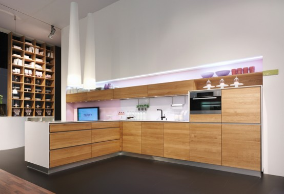 Vao Kitchen By Team7 In Oak
