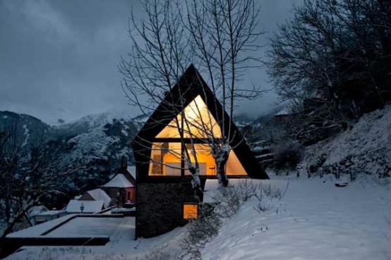 Vernacular Dry Stone House
