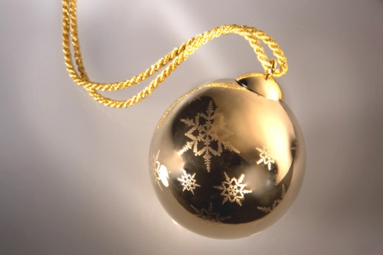 Versace Christmas Ball Ornament