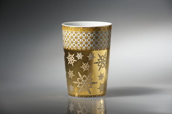Versace Christmas Mug