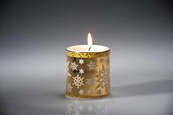 Versace Christmas Table Light