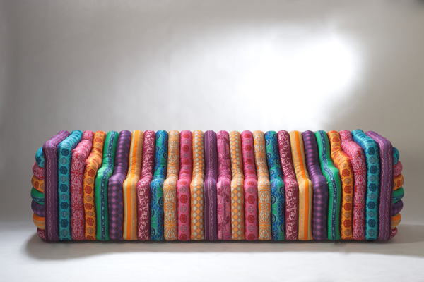 Creative and Soft Sofa For Real Fashionistas by Versace