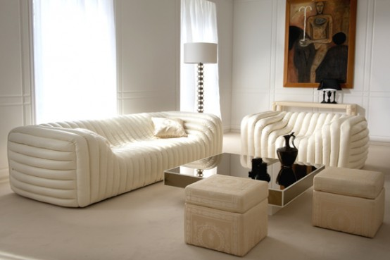 Creative And Soft Sofa For Real Fashionistas By Versace DigsDigs - Creative and soft sofa for real fashionistas by versace