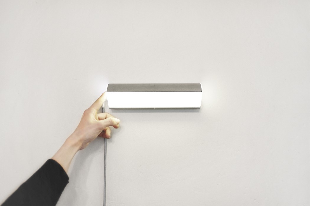 Versatile And Sustainable Magnetic Tack Lamp