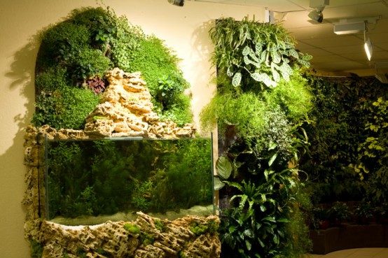 25 More Cool Vertical Garden Inspirations