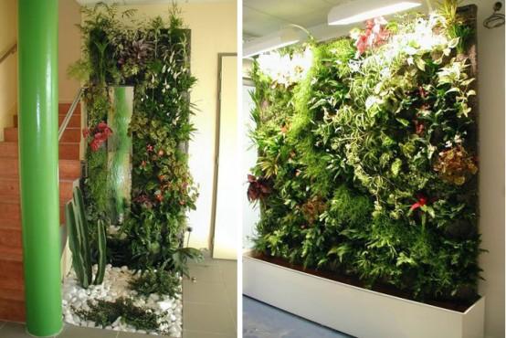 Vertical Garden Design Pictures