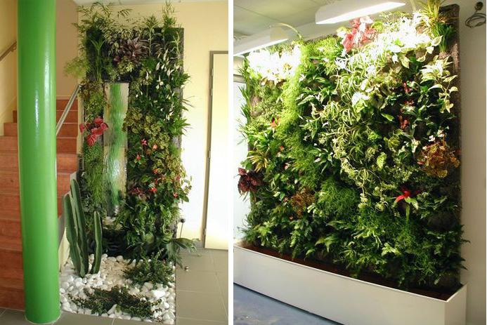 25 more cool vertical garden inspirations digsdigs
