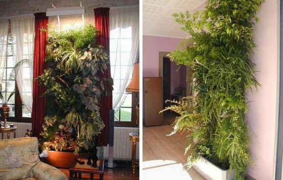Vertical Garden Design Pictures
