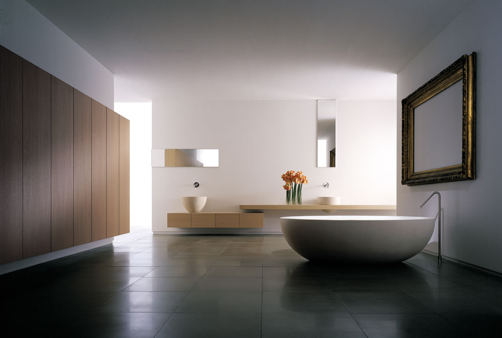 Very big bathroom inspirations from boffi digsdigs for Interior design layout inspiration