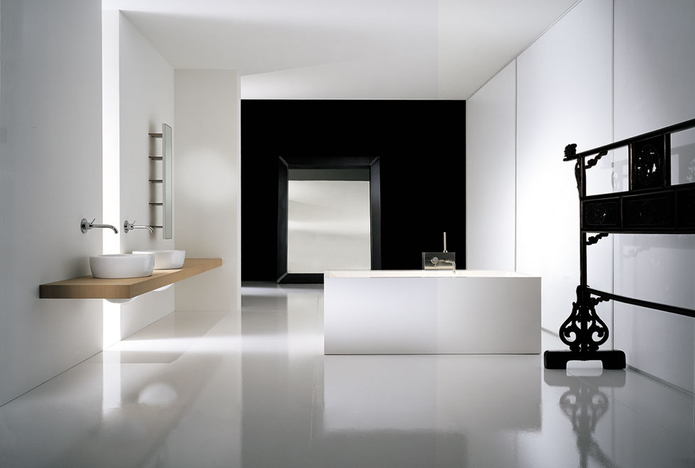 very big bathroom inspirations from boffi digsdigs - Big Bathroom Designs