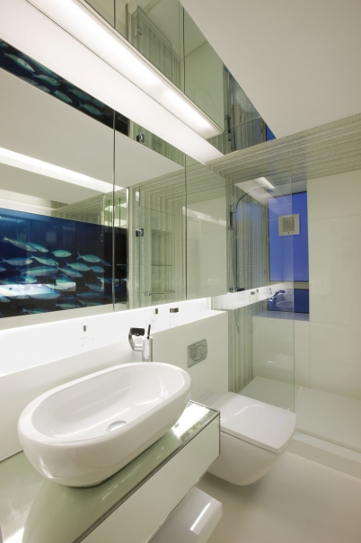 Very Modern Apartment Design Inspired By Nature Amazing Pictures