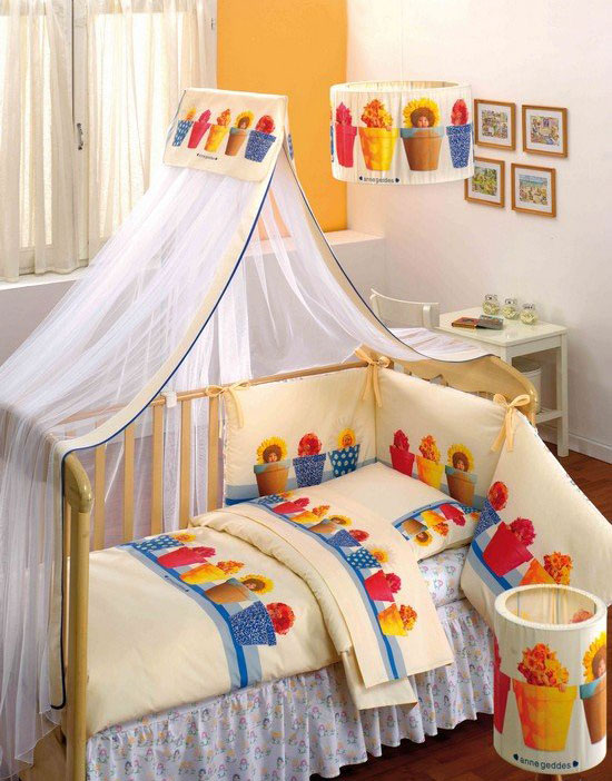 Very Lovely Baby Nursery Bedding – Nursery Collection by Zambaiti
