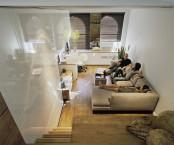 Very Tiny Loft Studio Design