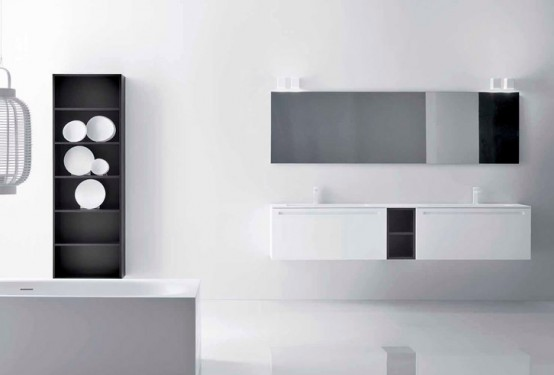 Via Veneto Modular Bathroom System