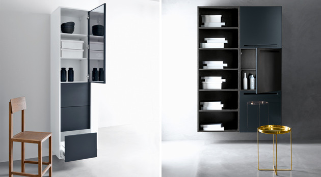 Complete and Versatile Modular Bathroom Furniture System – Via ...