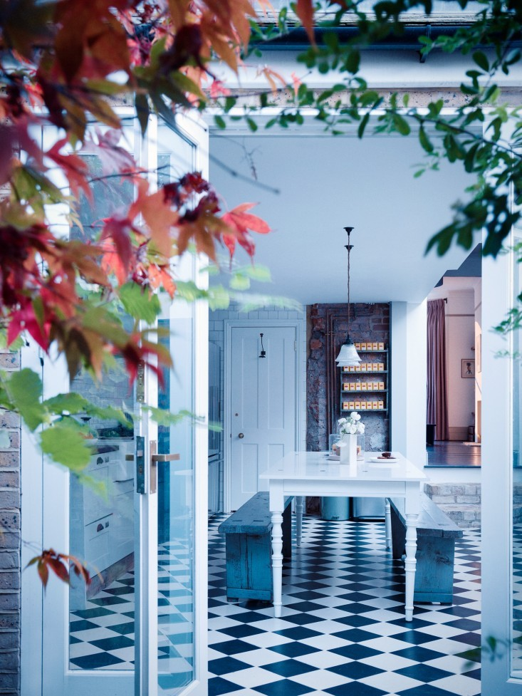 Picture Of victorian terraced house renovation with soulful elements  1