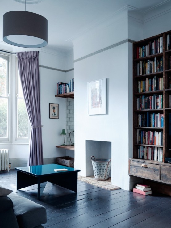 Victorian Terraced House Renovation With Soulful Elements