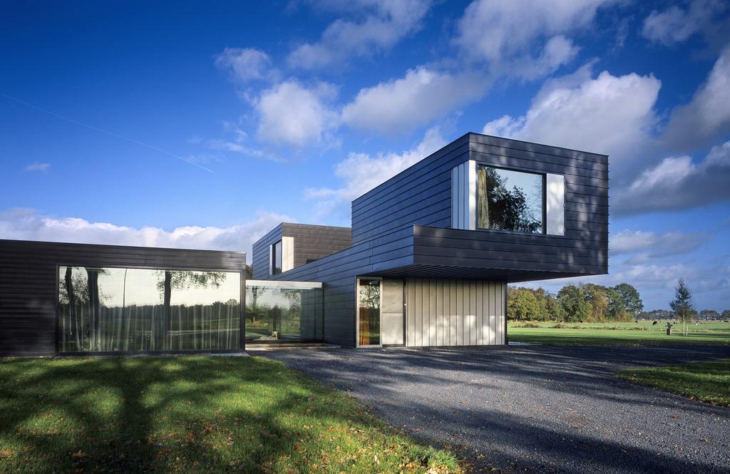 Villa Vriezenveen By Zecc Architecten Digsdigs