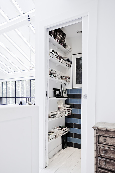 Picture Of vintage and industrial loft with much personality  6