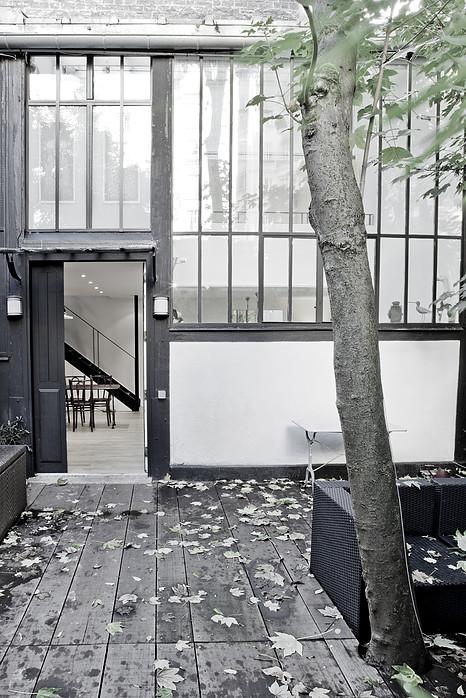 emejing industrial vintage wohnhaus loft stil photos - home design