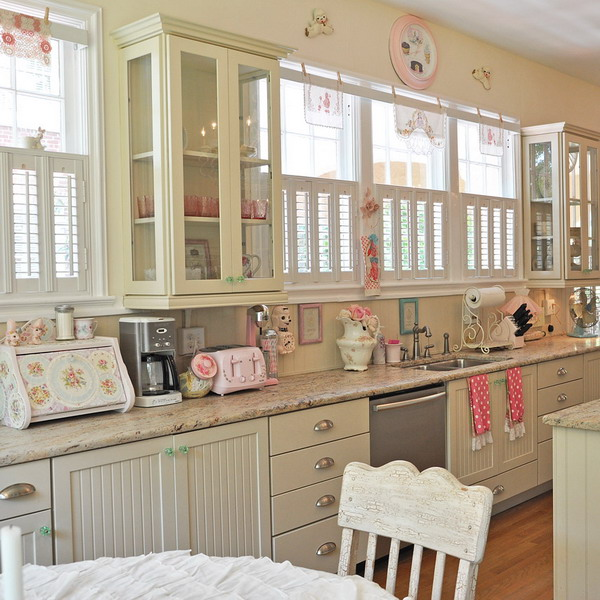 Farmhouse Shabby Chic Decorating Ideas Best House Design Ideas