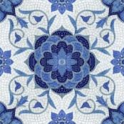 Aurelia Jewel Glass Mosaic
