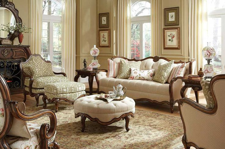 Picture Of Vintage Living Room Designs That Youll Love