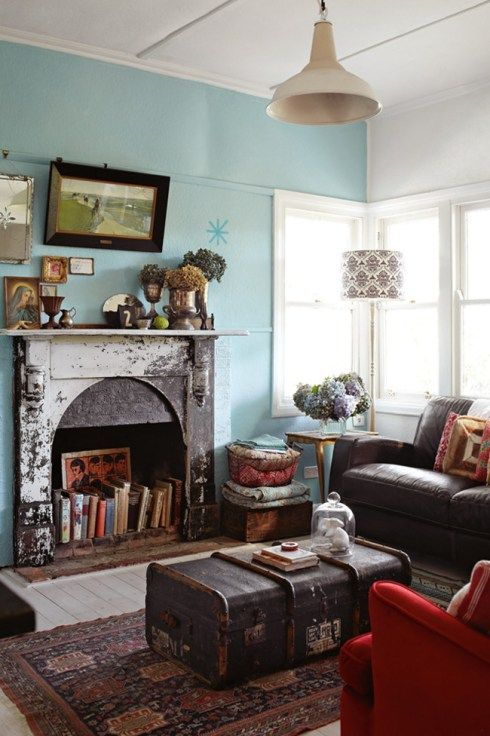 Vintage Living Room Designs That Youll Love