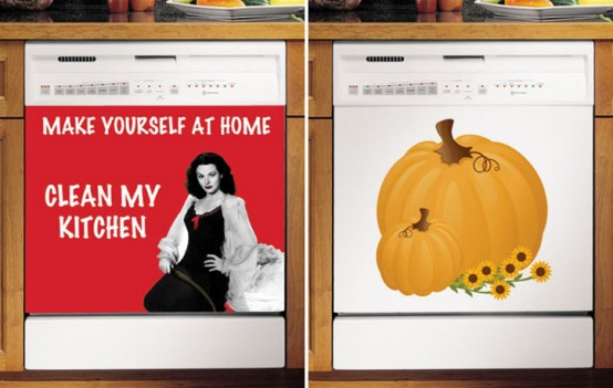 Vinyl And Magnet Dishwasher Cover Panels By Applicianist