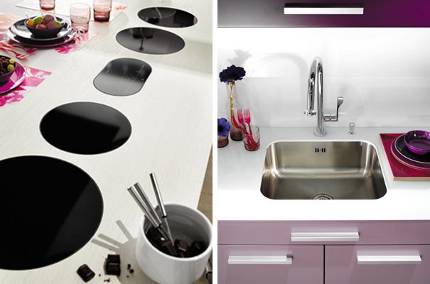 Violet Kitchen Inspiration