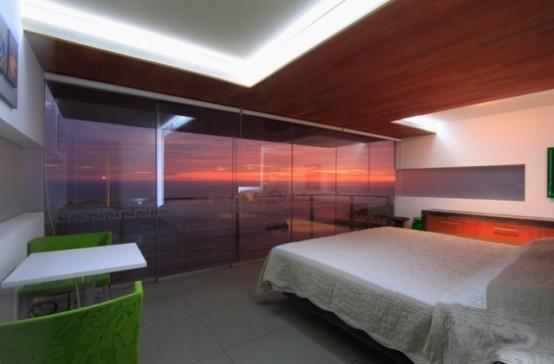 Visual Masterpiece With Ocean Views Alvarez Beach House