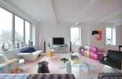 Vivacious Apartment Of Karim Rashid In Juicy Colors