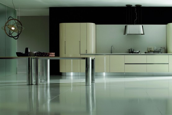 Contemporary Kitchen Furniture By Aran Cucine