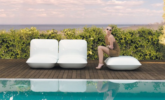 Vondow Pillow Outdoor Furniture