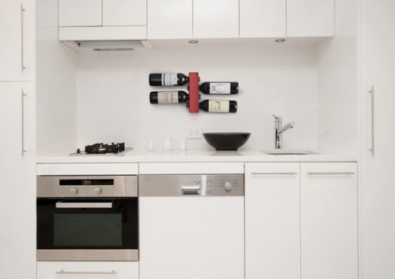 Vynebar Vertical Wine Rack