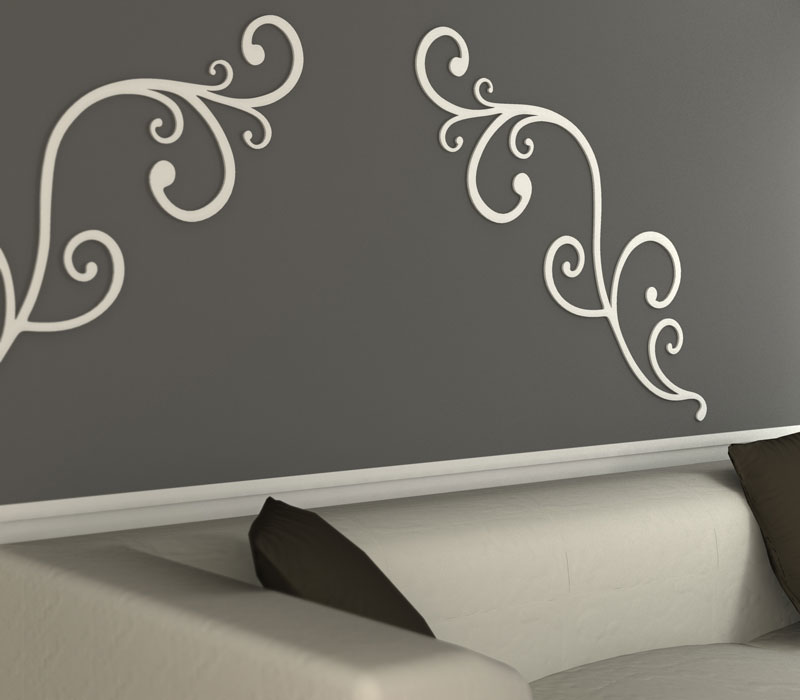 Refine Wall And Ceiling Decorations For Classic And Modern
