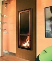 Wall Fireplace Odissey
