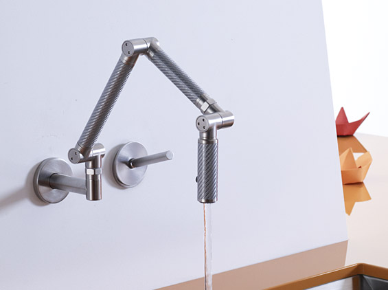 WallMount Kitchen Faucet by Kohler DigsDigs