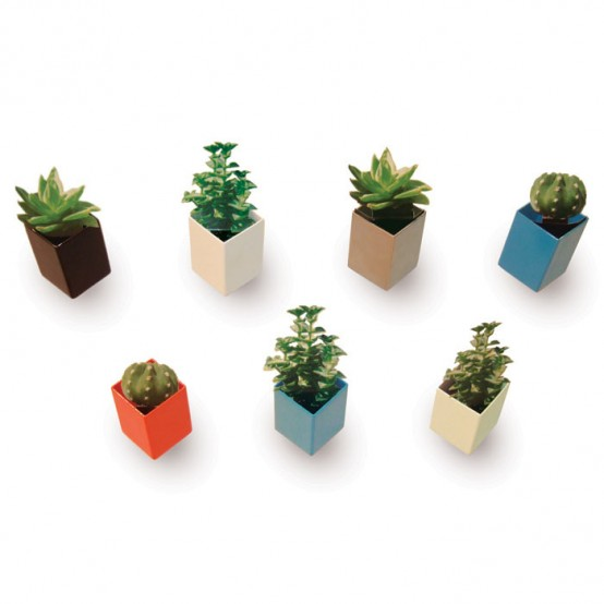 Wall Mounted Flower Pots Off The Wall By Thelermont
