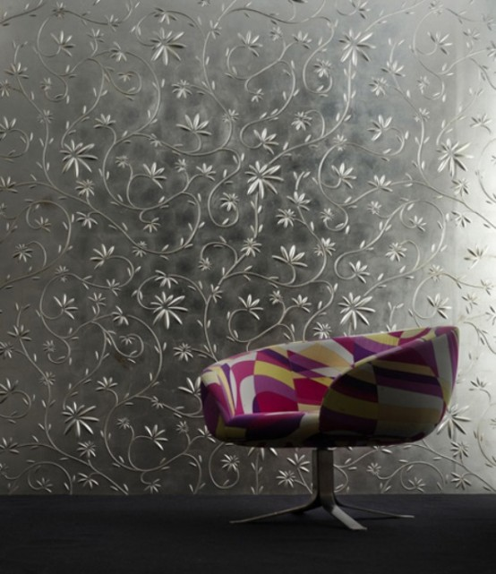 Wall Panels With 3d Effect